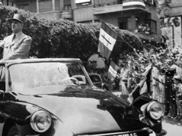 The day a Citroen DS beat the Jackals.